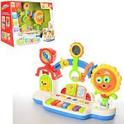 """Музыкальная развивающая игрушка """"Пианино"""" BB357 / музыкальный развивающий центр детский"""