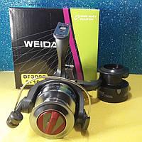 Спиннинговая катушка Kaida (Weida) DF 4000 Differ