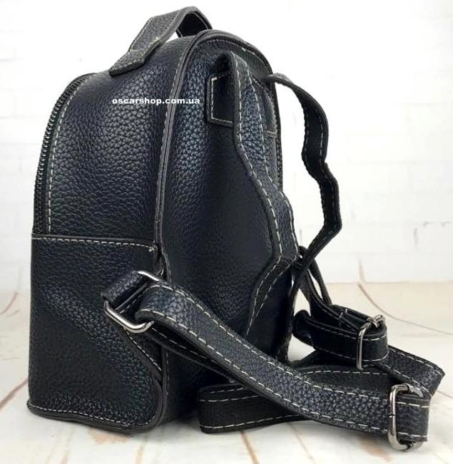 bf30bf6e9a70 Мини рюкзак. Женская кожаная сумка. Женский портфель. Маленький рюкзак кожа  ...