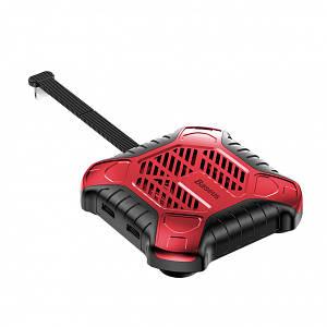 Игровой кулер Baseus X-men Audio Radiator Lightning&AUX-Connection Red