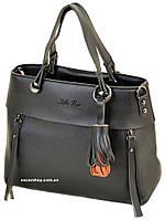 Модная женская сумка кожаная Alex Rai. Кожаная сумка на ремне. Отличное качество.  СЛ30