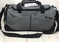 e0153b61 Красивая спортивная сумка. Сумка для тренировок , в спортзал. Дорожная сумка.  КСС26