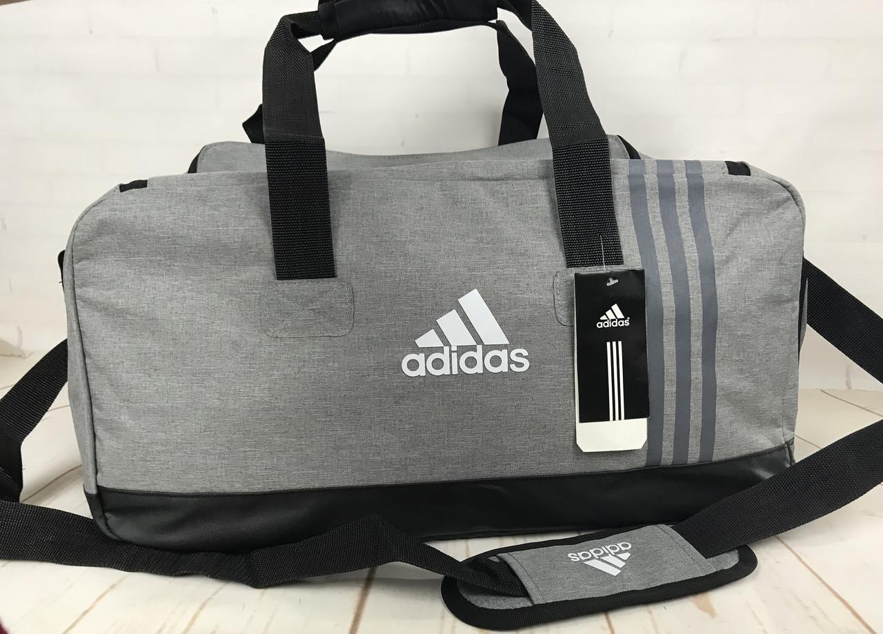 5cb06d764297 Спортивная сумка Adidas. Сумка для тренировок , в спортзал. Дорожная сумка.  КСС62-
