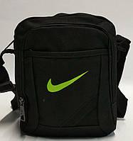 97814bf9760a Спортивная сумка-барсетка через плечо Nike .Тканевая сумка. КС121-1