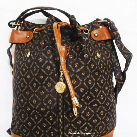6fbfba72b00d Большой женский рюкзак. Недорогая женская сумка. Сумка Портфель на шнуре.  ДР11 - Интернет