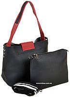 Кожаный клатч в подарок. Женская сумка на ремне. Отличное качество. СЛ11-1