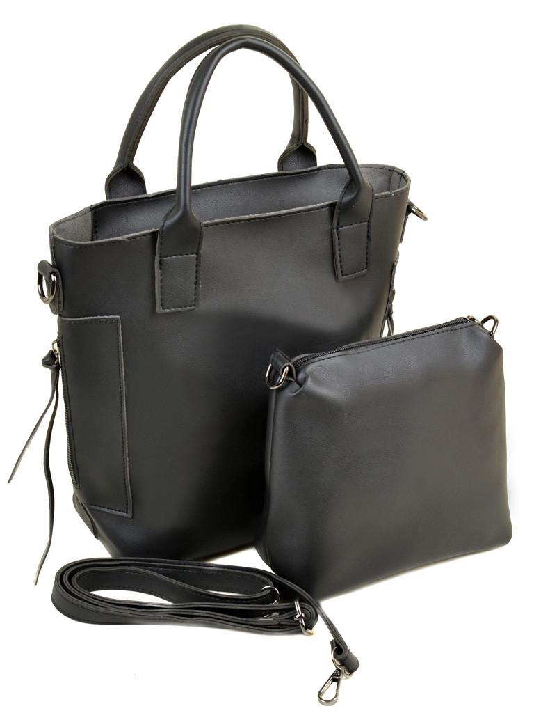 0dd3ee2ba388 Женская сумка Алекс Рей набор 2 в 1 комплект. Большая сумка женская с  клатчем. СЛ34: ...