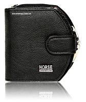 """Женский бумажник IMPERIAL HORSE. Женский кошелек """"ракушка"""" кожа. Портмоне Хорс в коробке. СК80, фото 1"""