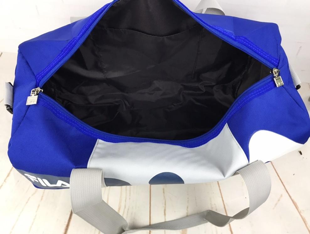 6507bb021b4d Небольшая красивая спортивная сумка бочонок Fila. Раз.44см на 23 КСС12-3,  цена 439 грн., купить в Киеве — Prom.ua (ID#960879867)