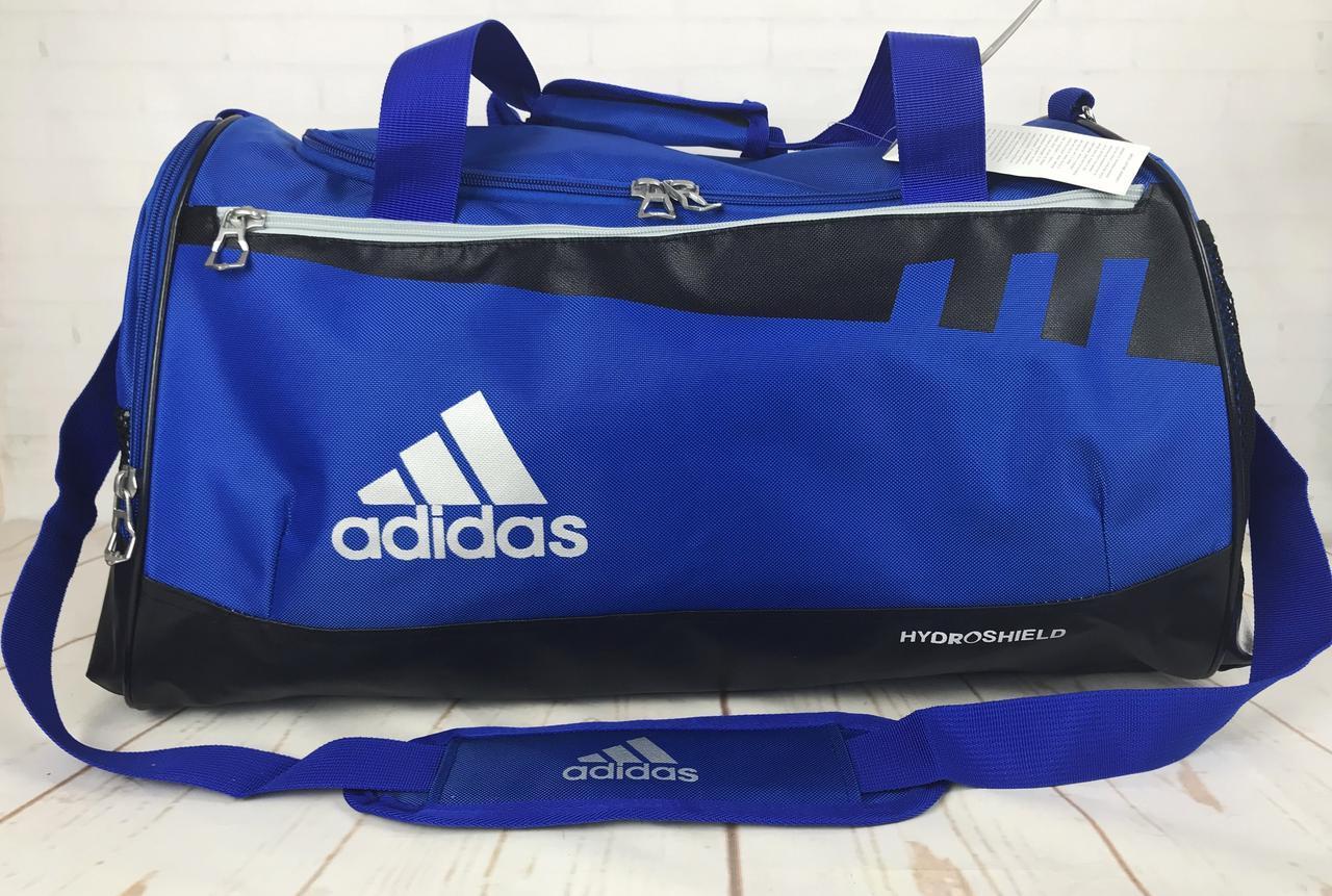 1fe0ebcd4a56 Спортивная сумка Adidas с отделом для обуви.Сумка для тренировок ,в  спортзал.Дорожная