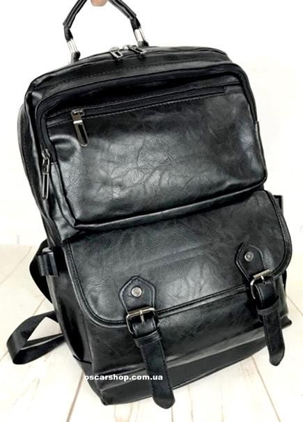 69619242cb60 Школьный портфель. Кожаный женский рюкзак. Мужской портфель. Сумка ...