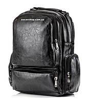 6f0bc286ae5a Кожаный мужской рюкзак с юсб. Сумка под ноутбук usb выход. Кожаный портфель.  С15