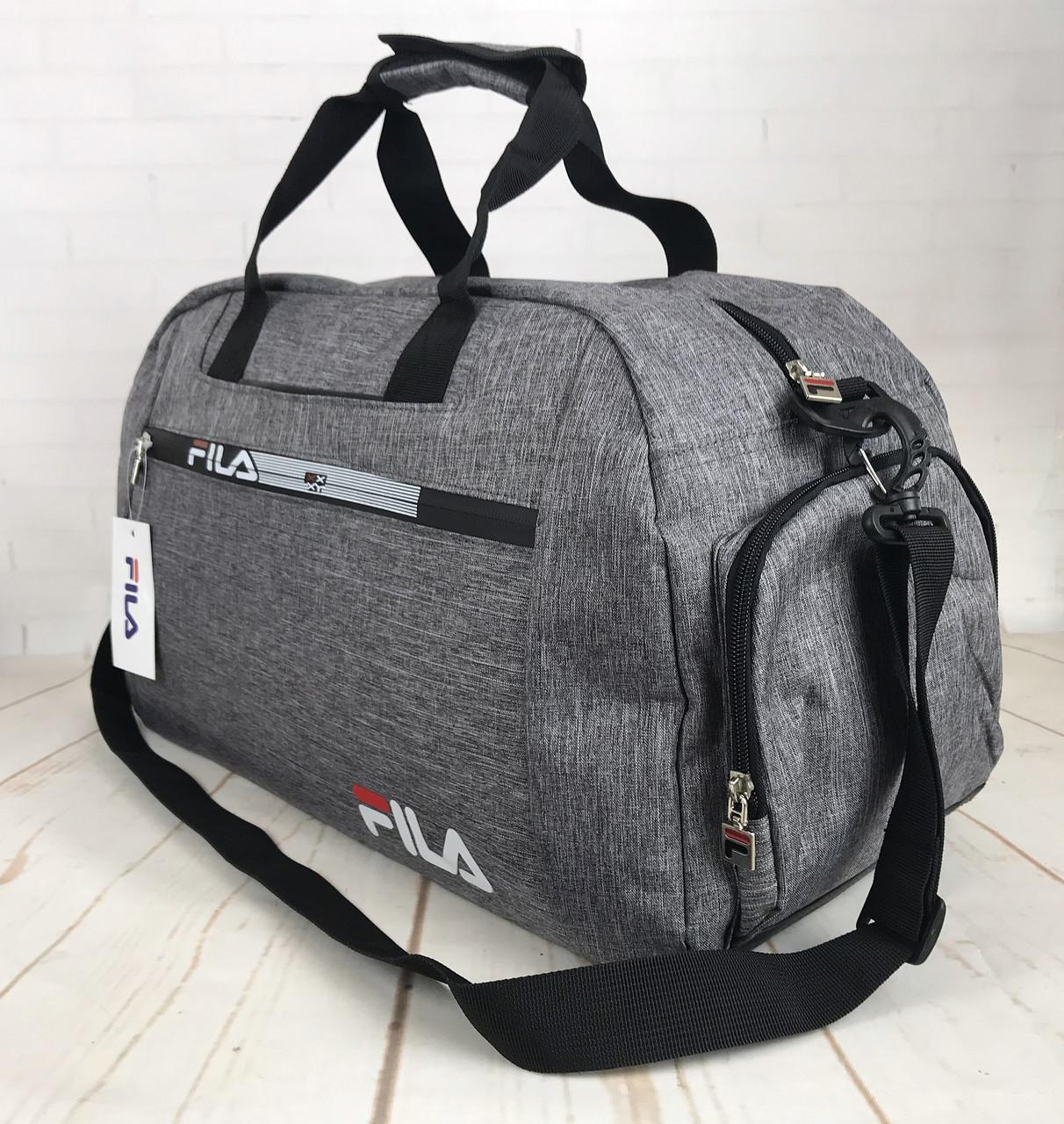 884badbf ... Красивая спортивная сумка Fila.Сумка для тренировок. Дорожная сумка  КСС29, фото 4 ...