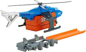Набор Супер-боевой Вертолет Хот Вилс Hot Wheels SWAT Helicopter Vehicle, фото 2