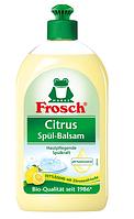 Бальзам для миття посуду Фрош Citrus (500мл.)