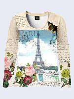 Лонгслив Письмо из Парижа