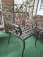 Кований стілець, фото 1