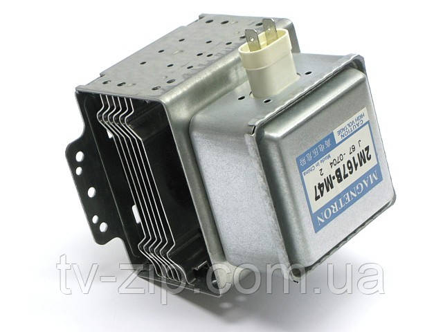Магнетрон Panasonic 2M167B-M47 для микроволновых печей