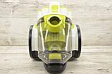Пылесос Rainberg 651l контейнерный 2500w Пилосос мощный, фото 4
