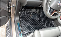 Коврики в салон эко кожа для Cadillac Allante ATS ATS-V BLS Brougham Catera CT6 CTS CTS-V De Ville DTS Eldorad
