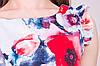 Тонкое цветочное платье на лето 42-48, фото 4