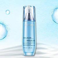 Тоник для лица с геалуроновой кислотой Bioaqua Hyalo-Oligo Dual Recovery Skin Water.