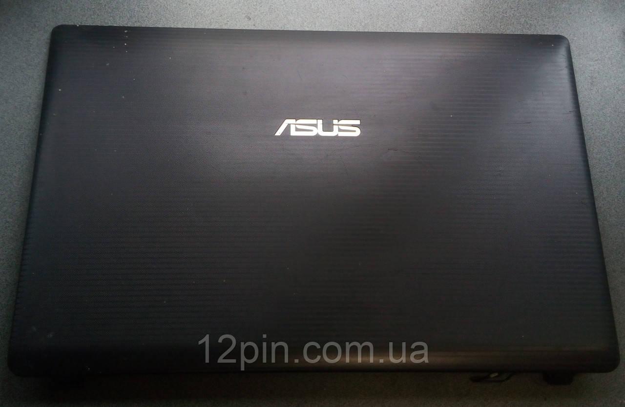 Крышка матрицы Asus K55DE б.у. оригинал