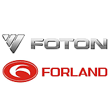 """Рессоры и комплектующие для """"Foton, Forland"""""""