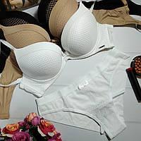 Комплект женского нижнего белья с эффектом пу  ш ап Balaloum 9365, фото 1