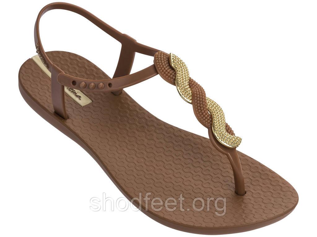 Женские сандалии Ipanema Female Premium Curl Fem 82674-20933