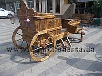 Деревянная карета, фото 1