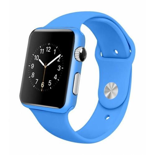 Смарт-часы Smart Watch A1 Turbo Original Синие