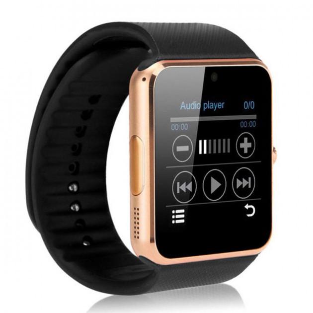 Смарт-часы Smart Watch GT08 New Золото