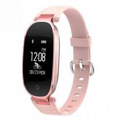 Фитнес-браслет Smart Band S3 Розовое Золото