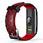 Фитнес-браслет Smart Band Q8 Tonometr Sport Edition Красные, фото 3