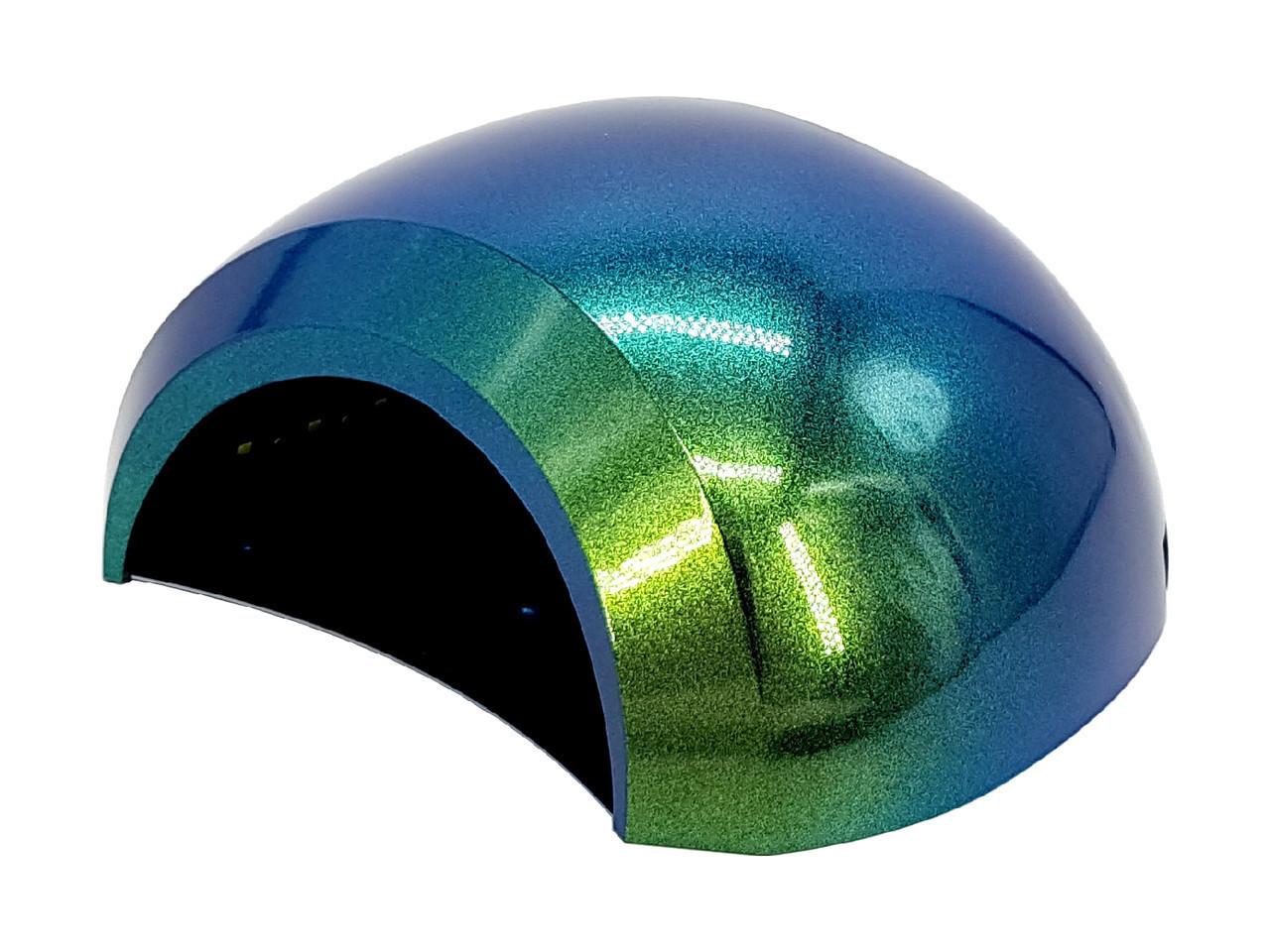 Лампа TNL Professional-004 48W LED+UV для маникюра (полимеризации гель-лака, геля) Изумрудный хамелеон