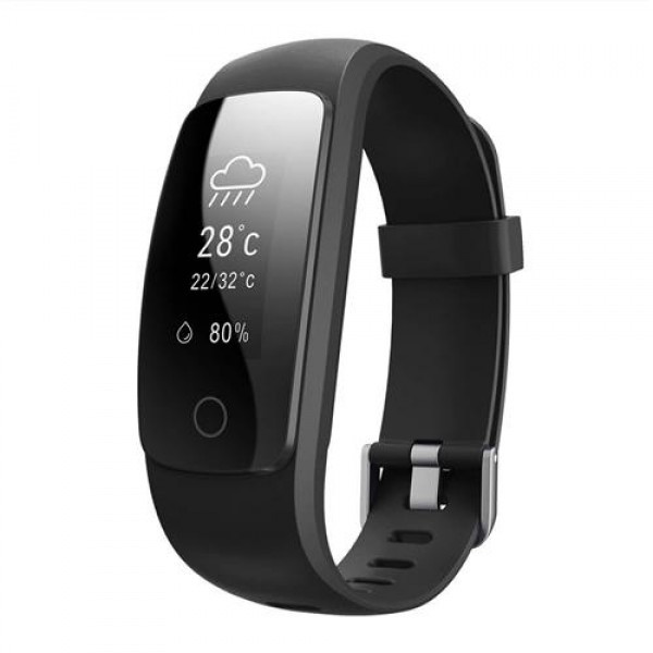 Умный фитнес-браслет Smart Band Pro Maxi ID107 Plus Original Черный