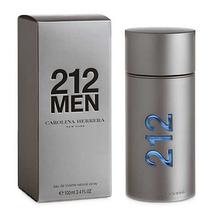 Мужская туалетная вода оригинал Carolina Herrera 212 Men 100мл NNR ORGAP/5-94