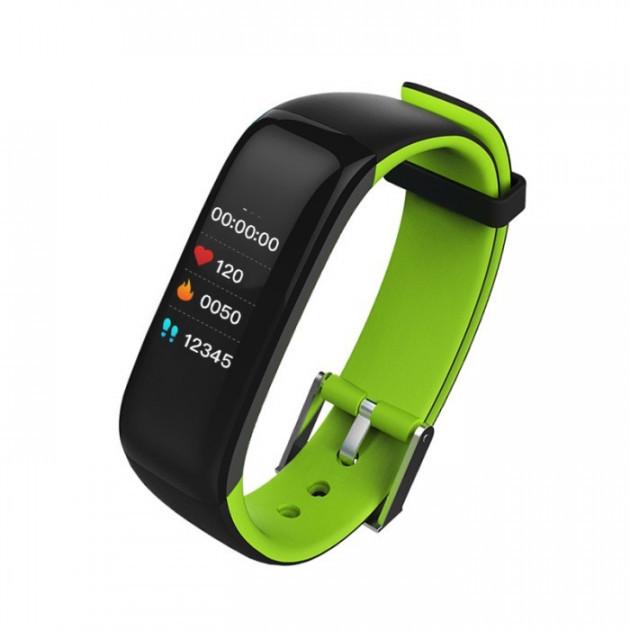 Умный фитнес-браслет Smart Band Pro P1 Plus Original Зеленый