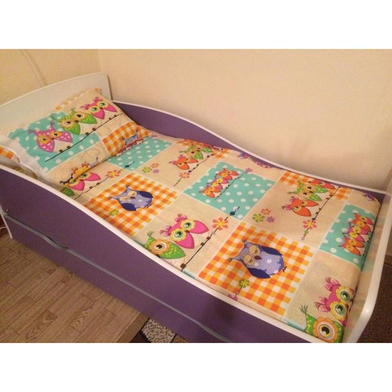 Комплект постельного белья  в кроватку Соня