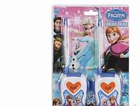 Дитяча рація для дівчаток 6305E Frozen (2шт)