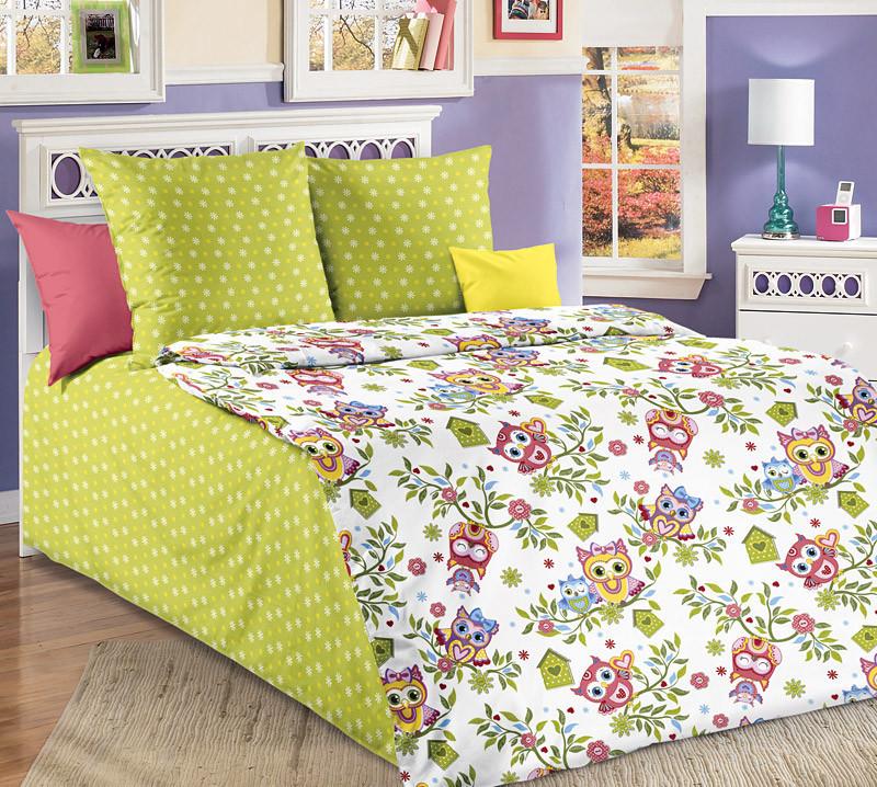 Комплект постельного белья  для детей Совята