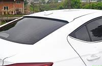 Спойлер козырек заднего стекла Hyundai Elantra 2016-2018 г.в. ABS пластик, фото 1
