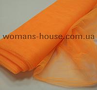 Фатин жесткий Оранжевый
