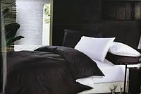 Постельное белье Сатин BLACK + WHITE, евро, фото 1