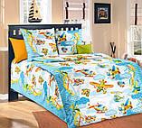 Комплект постельного белья  для малышей в кроватку От винта (бязь), фото 2