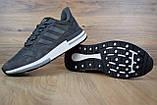 Мужские кроссовки в стиле  Adidas ZX 500 серые, фото 3