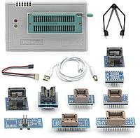 Программатор MiniPro TL866II Plus + 9 адаптеров