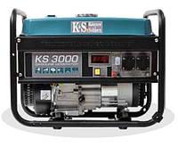 Бензиновий генератор KS 3000