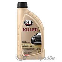 Антифриз -35°C красный 1л Kuler G12 T201C K2